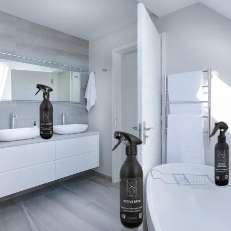 Aktyvus vonios valiklis