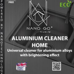 aliuminio, cromo valiklis