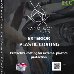 lauko plastiku apsauga